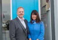 The Promotion Company's owners, Richard and Angela Oldroyd
