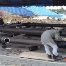Fabrication Piping
