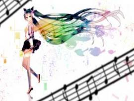 Anime Ppt Backgrounds Anime Slides Ppt Backgrounds For