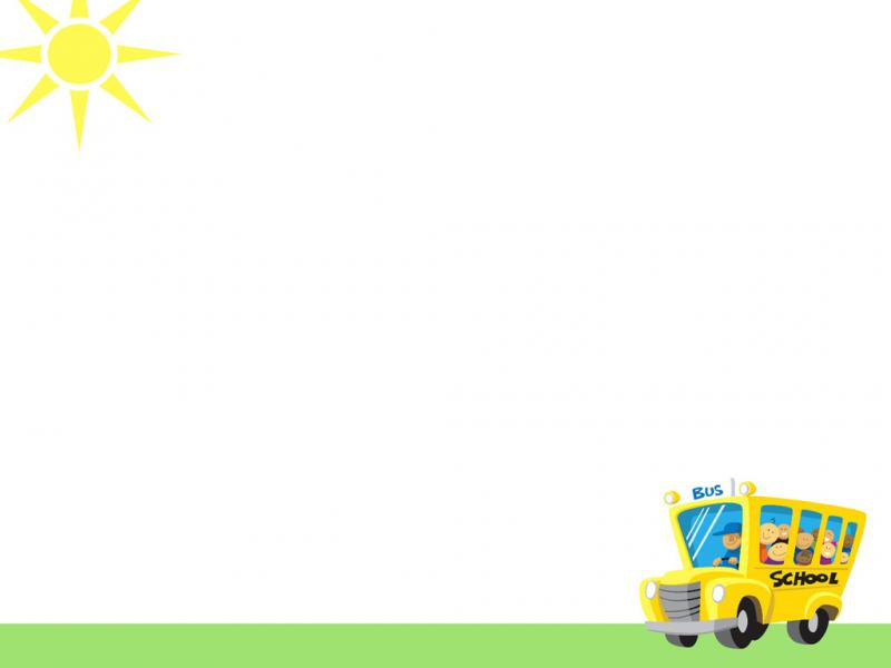 Background School Back To School Frame Backgrounds for Powerpoint - ppt background school