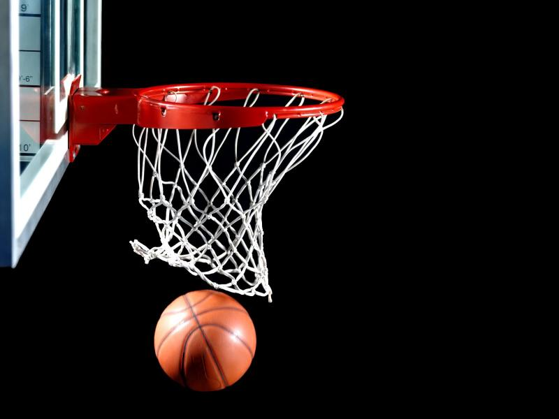 Basketball For Sports Templates Wallpaper Backgrounds for Powerpoint - basketball powerpoint template