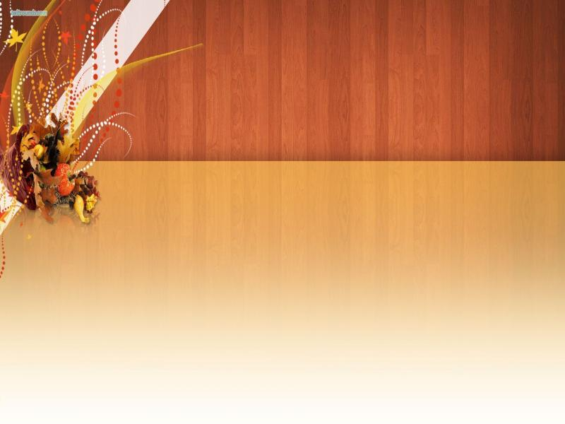 Thanksgiving Backgrounds for Powerpoint Templates - PPT Backgrounds