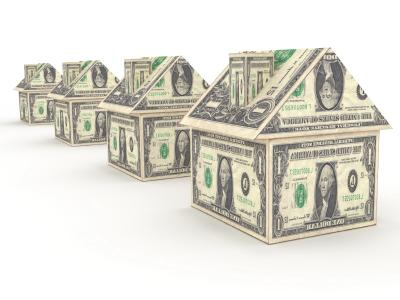 Money house Free PPT Backgrounds for your PowerPoint Templates
