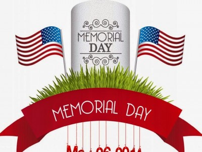 Memorial Day Free PPT Backgrounds for your PowerPoint Templates