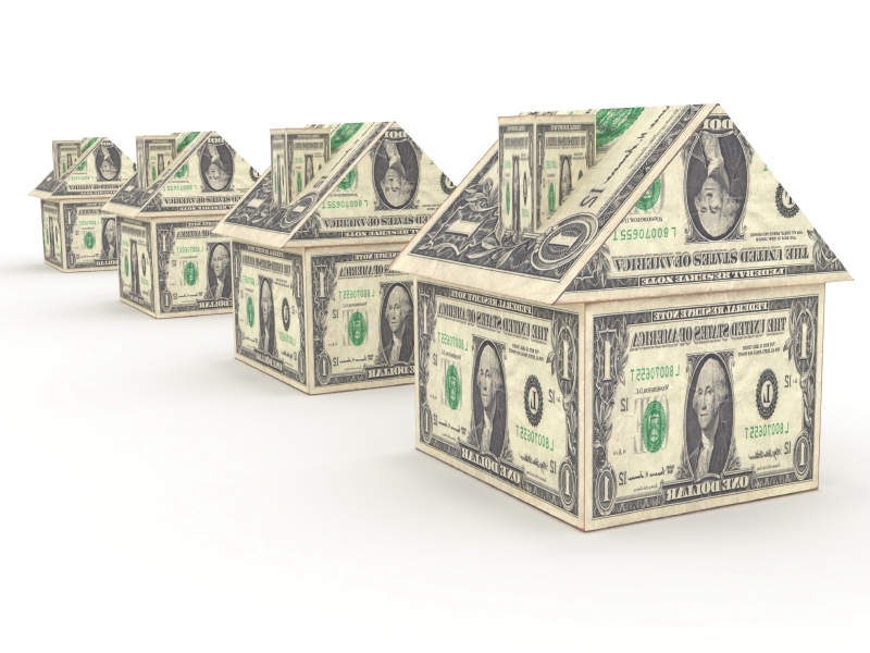 Money house Free PPT Backgrounds for your PowerPoint Templates - money background for powerpoint