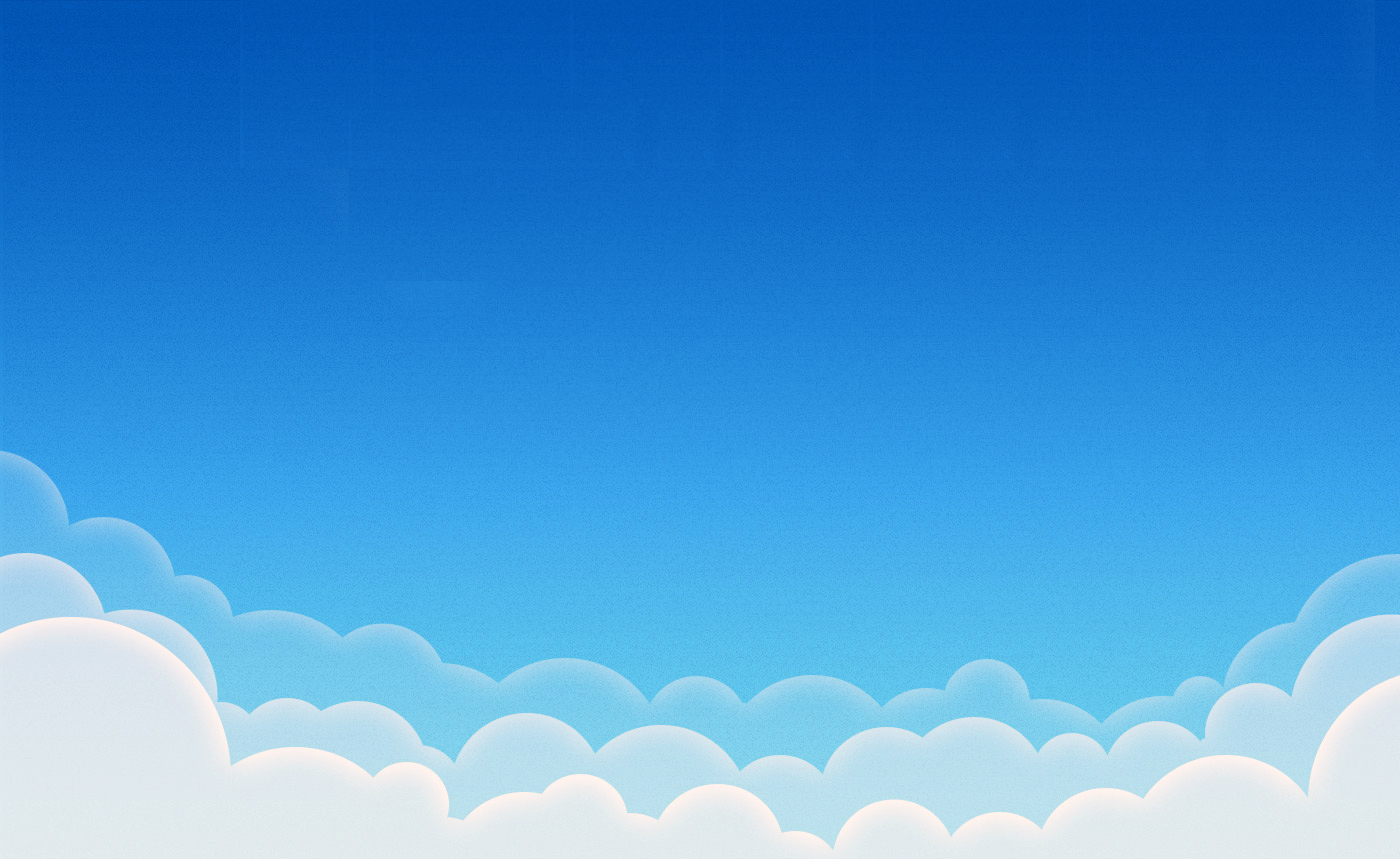How To Set Animated Wallpaper Clouds Illustration Template Cartoons Ppt Backgrounds
