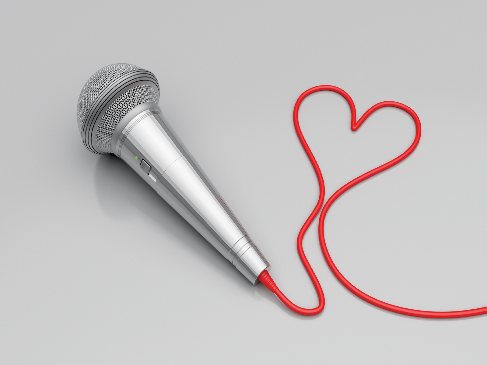 Gangster Wallpaper 3d Love Music Microphones Backgrounds Grey Music Red