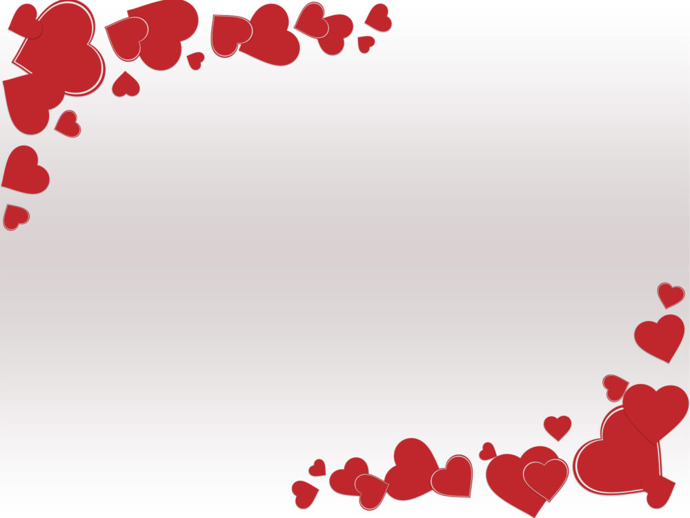 Grunge Valentine Day Backgrounds - Love, Red, White Templates - Free - love templates free