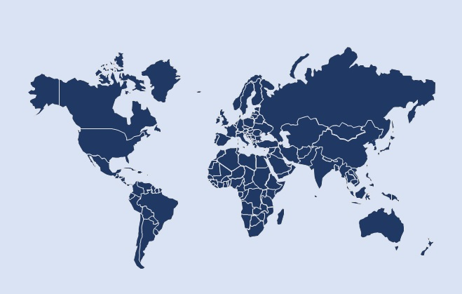 Here\u0027s A Beautiful, Editable World Map for PowerPoint Free