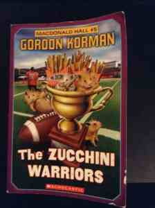 an analysis of the war with mr wizzle by gordon korman The paperback of the the war with mr wizzle (macdonald hall series #4) by  gordon korman at barnes & noble free shipping on $250 or.