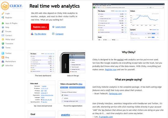 10 Web Analytics Solutions for Ecommerce Merchants Practical Ecommerce