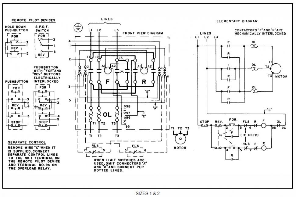 110v wiring diagrams