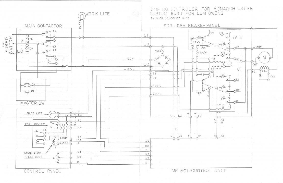 monarch 10ee wiring diagram