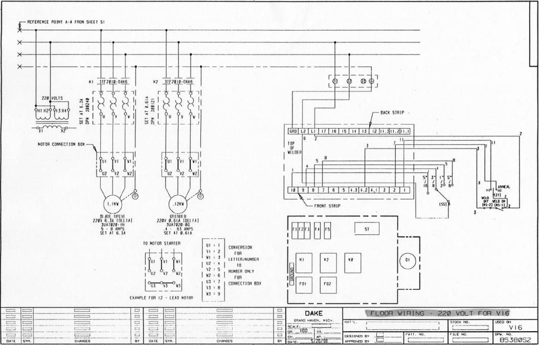 3 wire control schematic