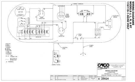 Stahl Hoist Wiring Diagram Wiring Diagram Libraries