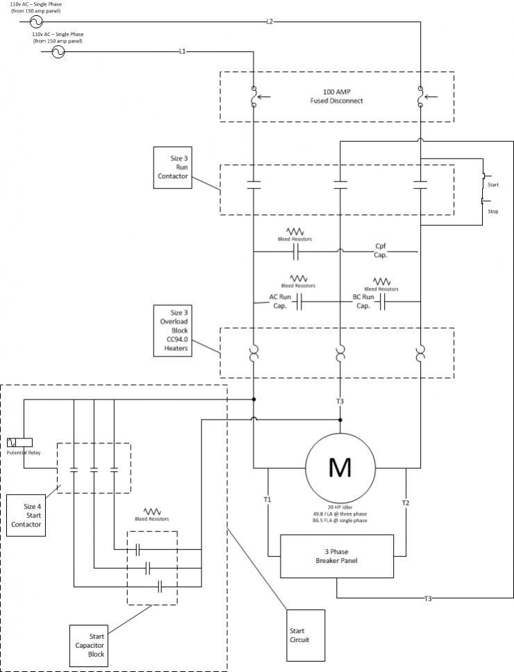 480v Motor Starter Wiring Diagram Electrical Circuit Electrical