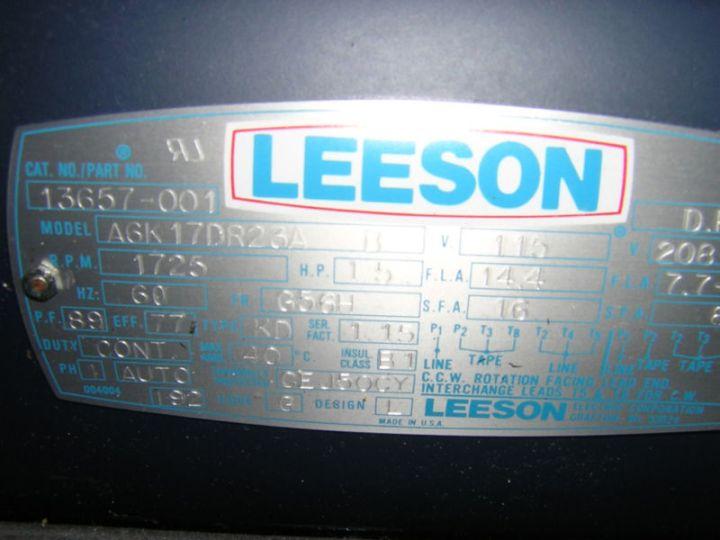leeson single phase motor wiring diagram | Caferacersjpg.com