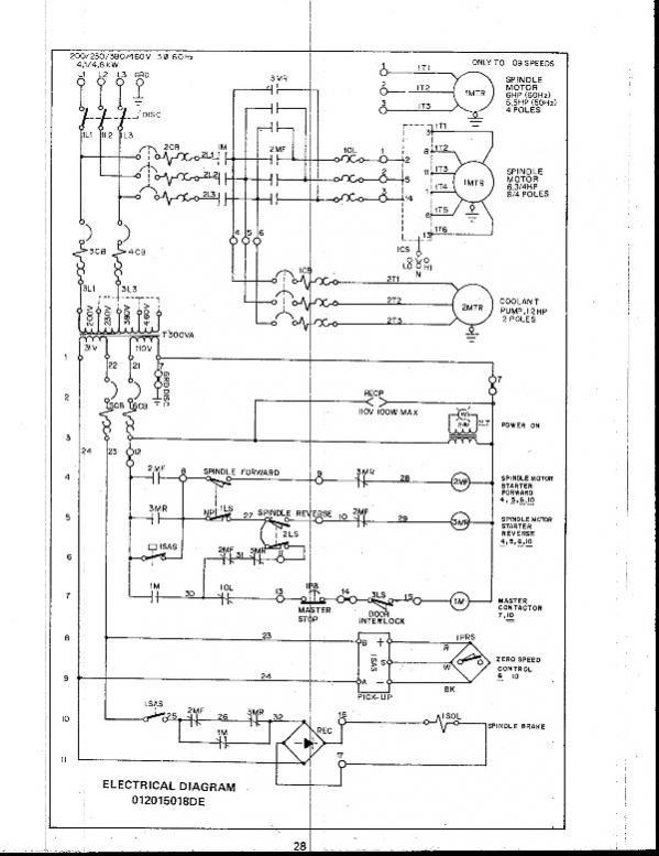 diagram lathe