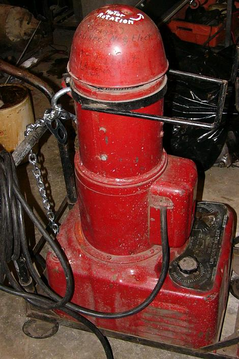 What is the Cadillac of stick welders??