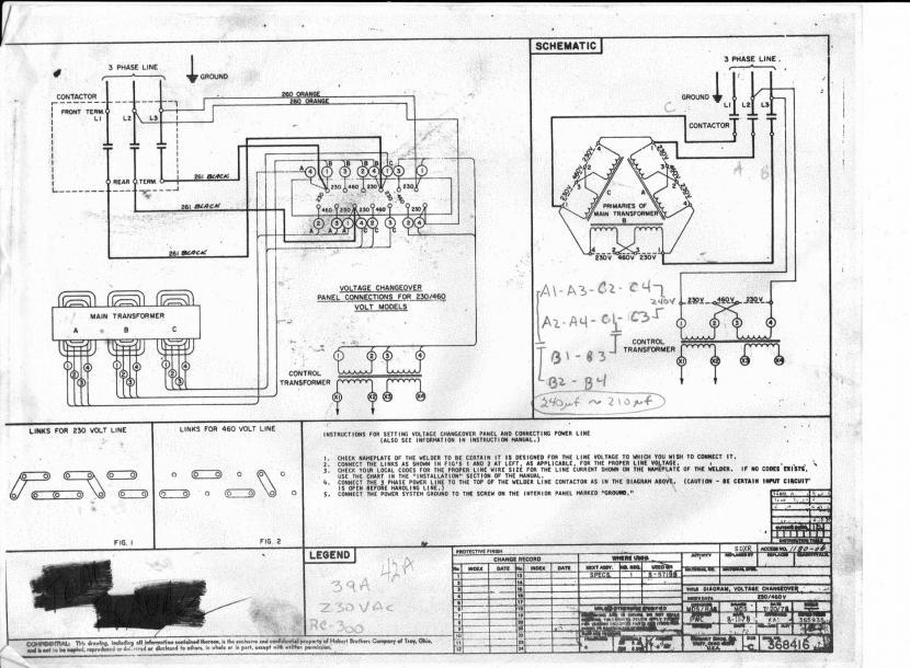 Hobart Welder Wiring Diagram Wiring Diagram