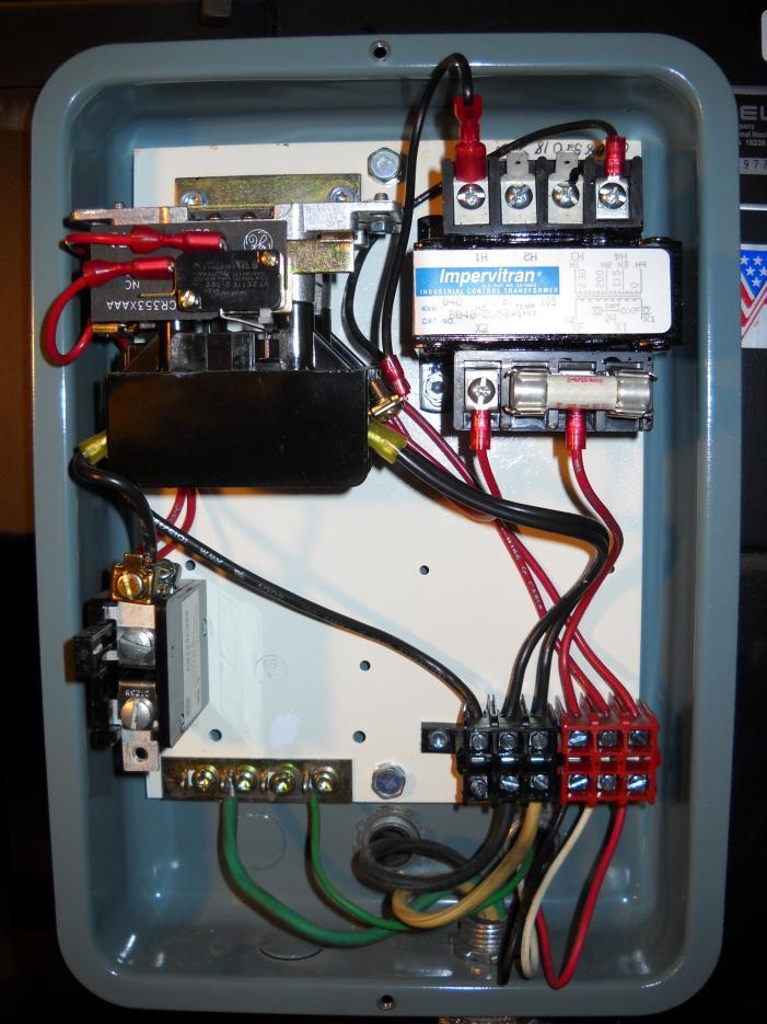 Magnetic Starter Wiring - Sabkahasnareview \u2022
