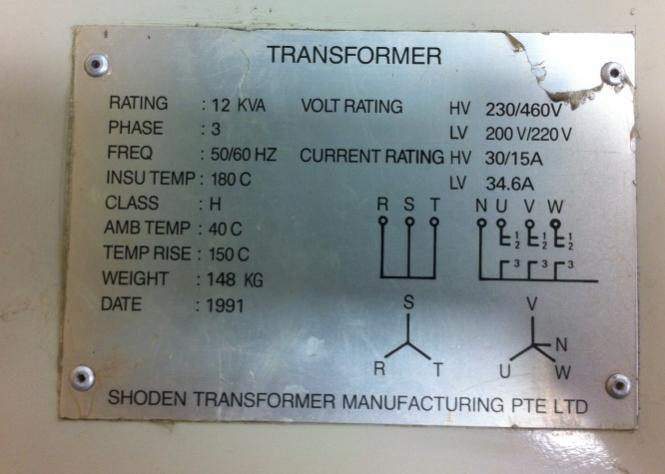 Phase Motor Wiring Diagram Anyway To Tweak This 3 Phase Transformer To Lower The