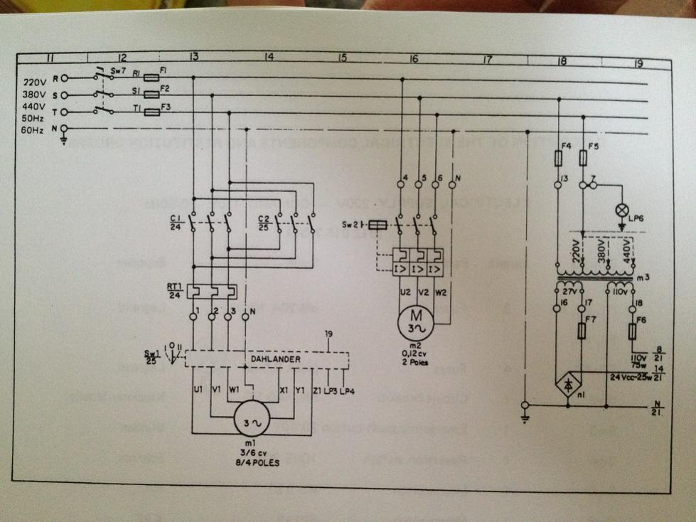 440 to 220 motor wiring diagram