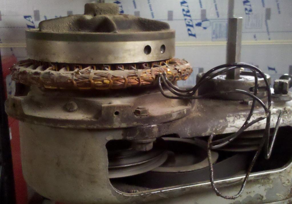 Wiring Diagram Motor Bridgeport J Head No Junction Box 3 Wires From Motor