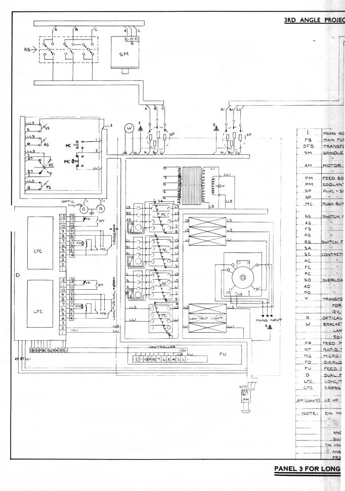 board wiring diagram