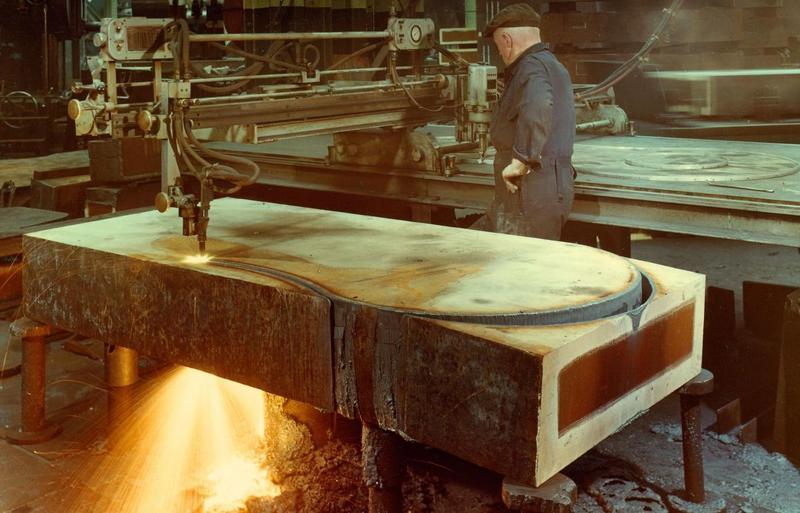 Oxyacetylene flame cutting troubleshooting
