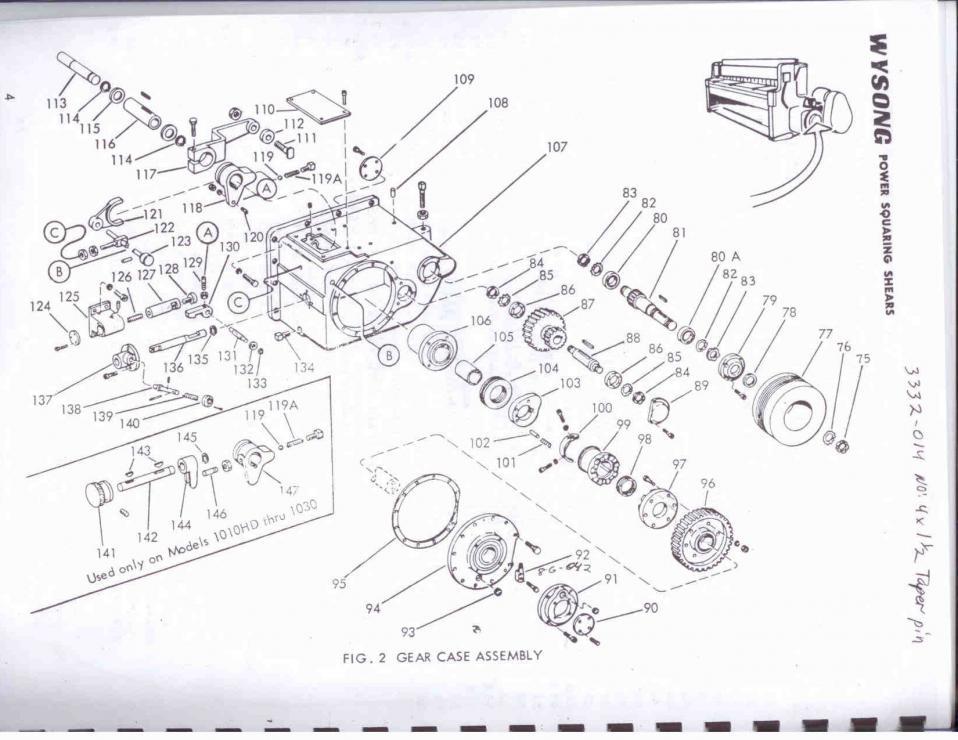 lander engine belt diagram