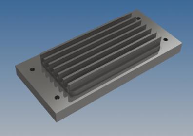 Rfq Small Aluminum Heat Sink