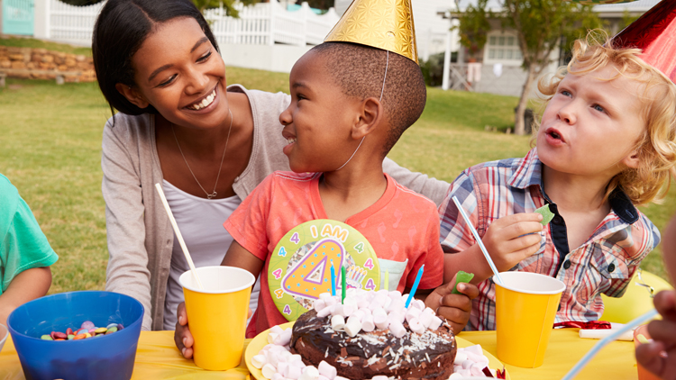 Make Your Child\u0027s Party a Hit on a Budget
