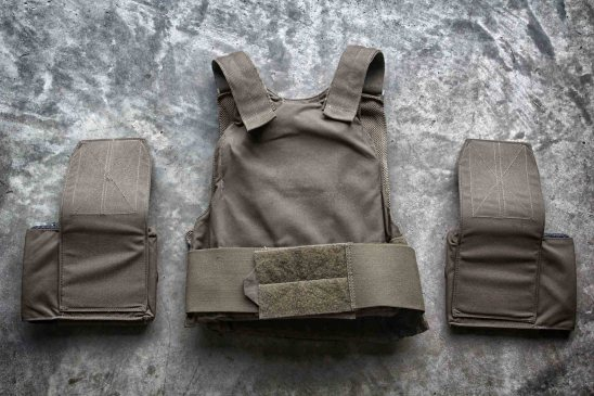 "AR500.com's ""Concealment Plate Carrier"" Package w/SideSlates"