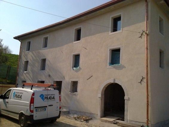 Rebuild abitazione con impianto domotico