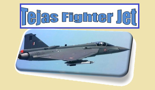 Tejas fighter Jet Indian Air Force