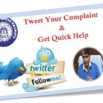 Travelling in a train? Just tweet your complaint and get quick help