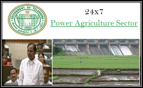 Free Power Electricity Supply Scheme Farmers In Telangana