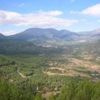 Vista desde el monte