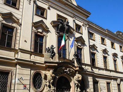 Ansicht Sehensw Rdigkeit Das Palais Thun Hohenstein Beherbergt