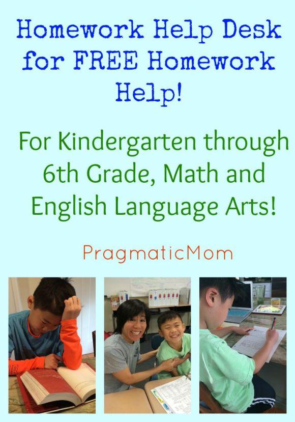 Homework help desk