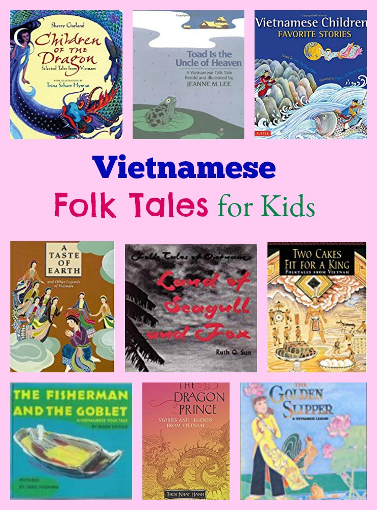 Vietnamese Folk Tales for Kids \u2013 PragmaticMom