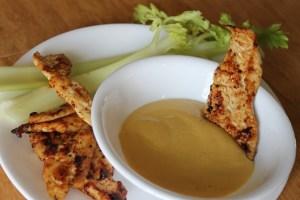 10-Minute Thin and Crispy Honey Mustard Chicken Strips