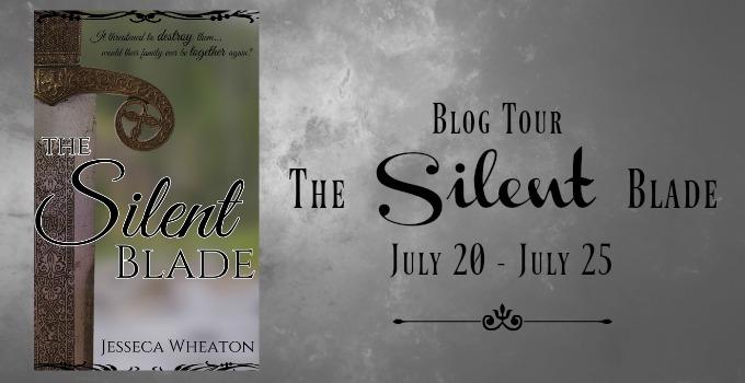 The Silent Blade Blog Tour