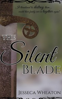 The Silent Blade Kindle Front
