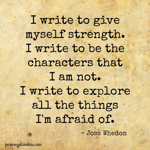i-write-to-be-writers-quote
