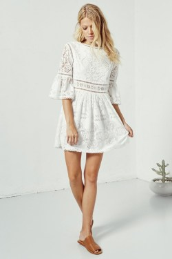 Particular All Your Events Little Dress Denver Co Little Dress Bride Gypsy Clover Lace Mini Dress Little Dresses