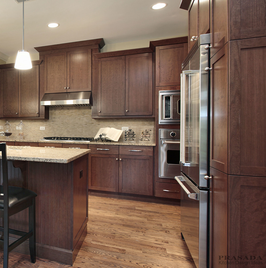 Kitchen Design Brown: Kitchen Renovation Burlington