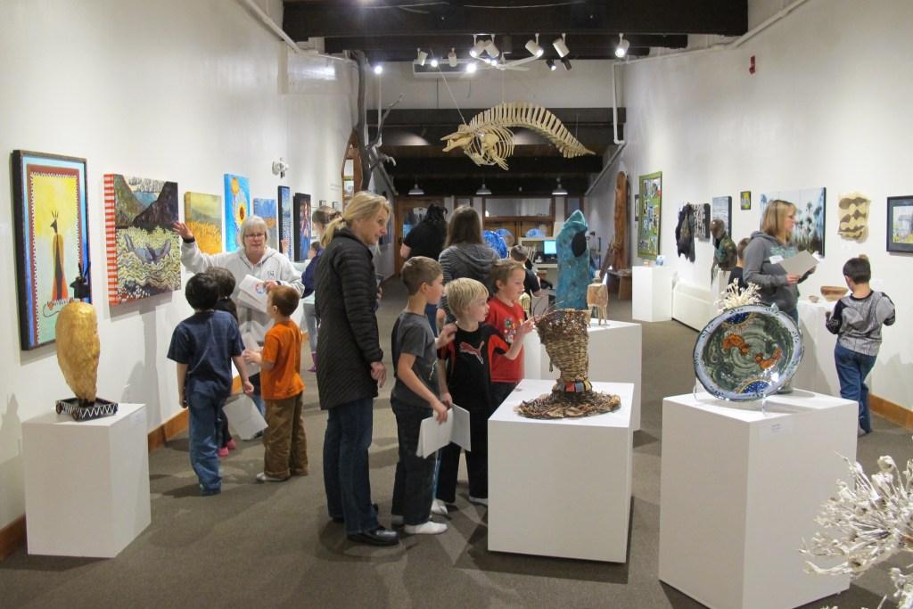 Pratt Museum visit 12.9.14 (8)