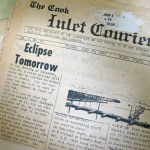 newspapers and archival materials